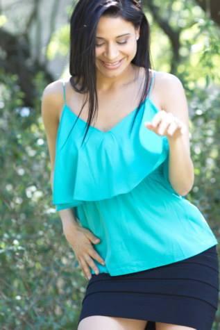 Roxana professeur de danses cubaines et latines