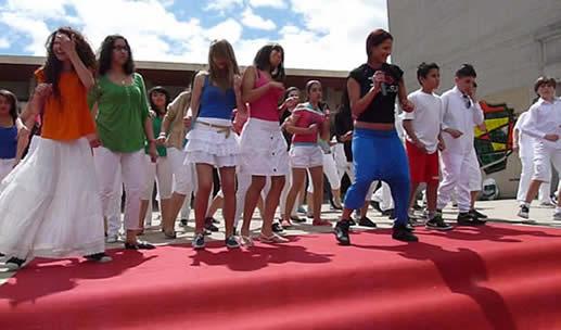 cours de danse latine et cubaine pour les enfants