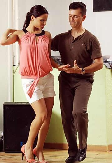 cours de danse latine et cubaine individuels